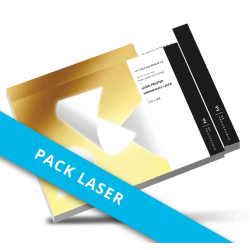PACK BACKLIGHT 100 FEUILLES...